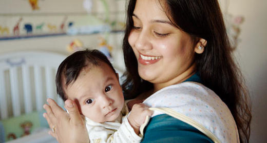 Image result for mother and child indian