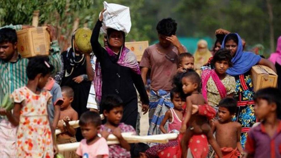 Bangladesh warns against lingering Rohingya crisis