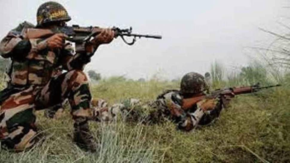 Pakistan violates ceasefire in J&K's Poonch; Indian Army retaliates strongly