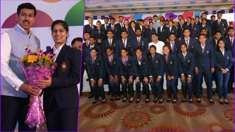 Ioa Felicitates The Youth Olympic Games Medallists