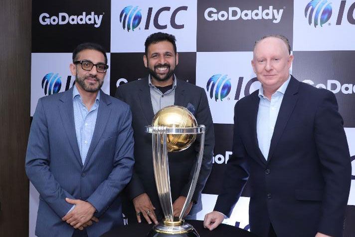 ICC World Cup 2019: GoDaddy becomes official partner
