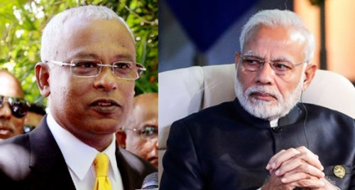 Modi to attend oath ceremony of Prez-elect of Maldives