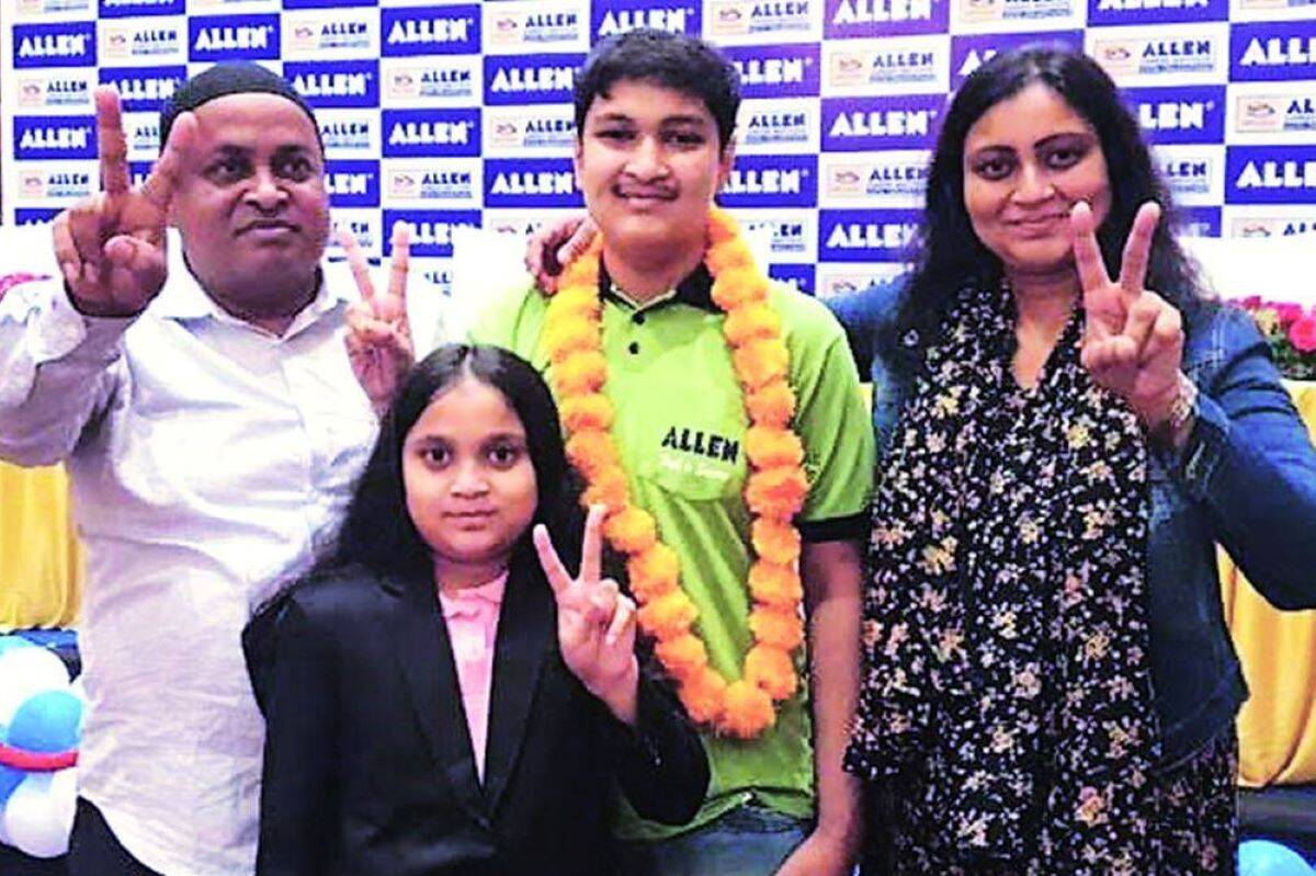 I put pandemic time to good use: NEET 2020 topper Soyeb Aftab