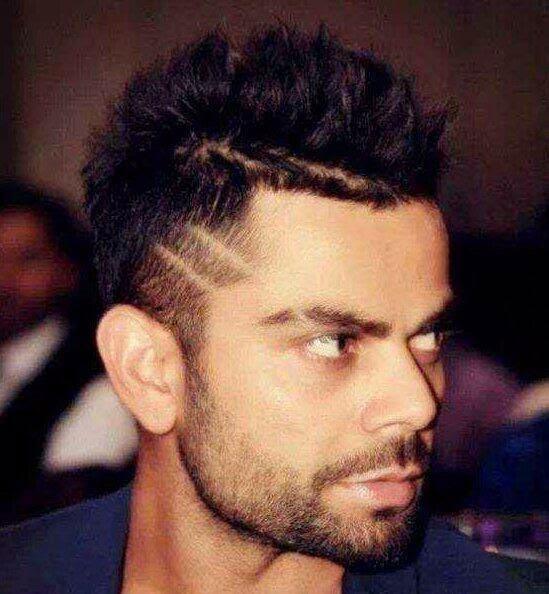 Ipl 2018 Hairstyles Virat Kohli Yuvraj Singh And The Boys Go For