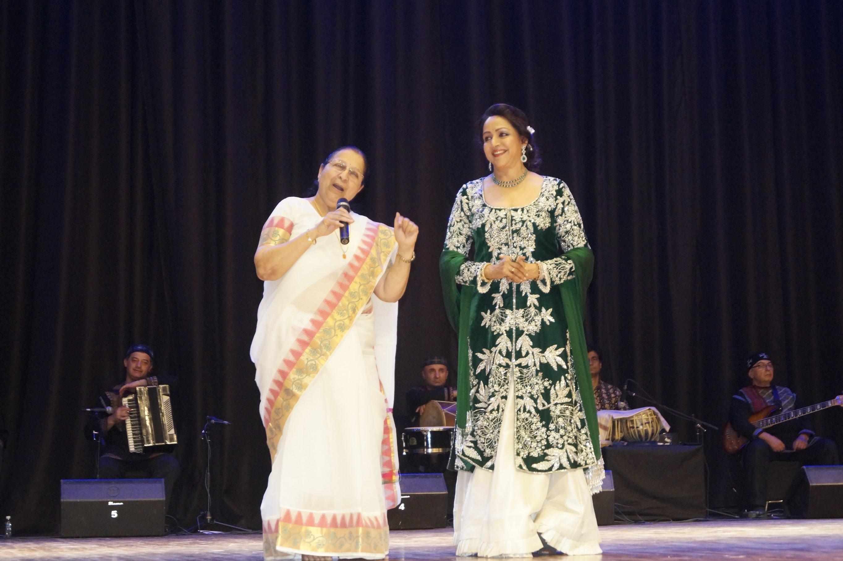 Hema Malini's India-Georgia cultural 'SYNERGY' a huge success in Delhi!!