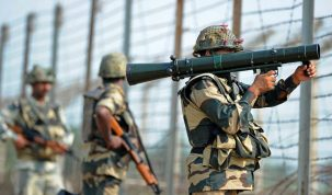 WORLD'S LARGEST BORDER GUARDINH FORCE COMPLETES 53 YEAR IN SERVICE OF NATION