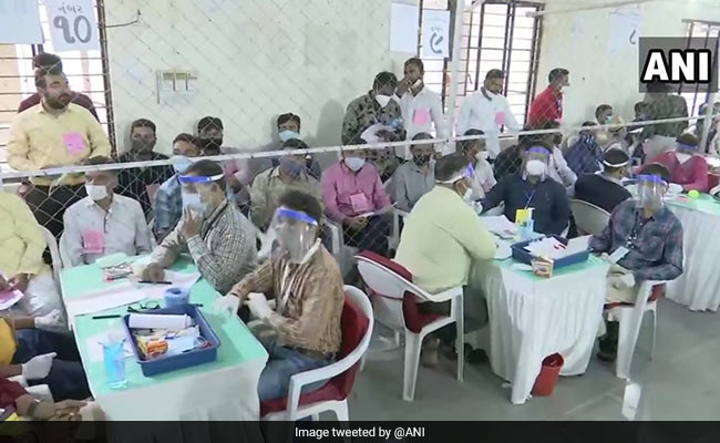 Gujarat Municipal Election Results LIVE: BJP Leading Big In Early Trends