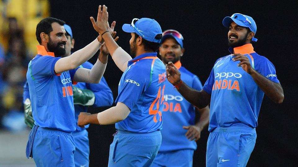 Search   India vs New Zealand: Team India series report card – Ambati Rayudu, Mohammed Shami shine in thumping win