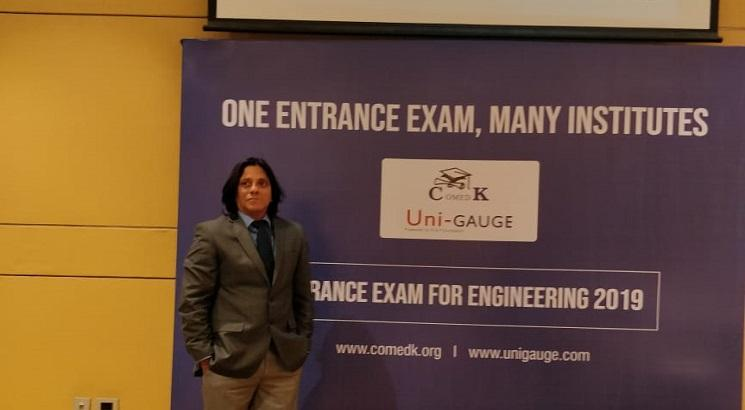 COMEDK-UniGAUGE to be held across 140 cities and 400 test centers
