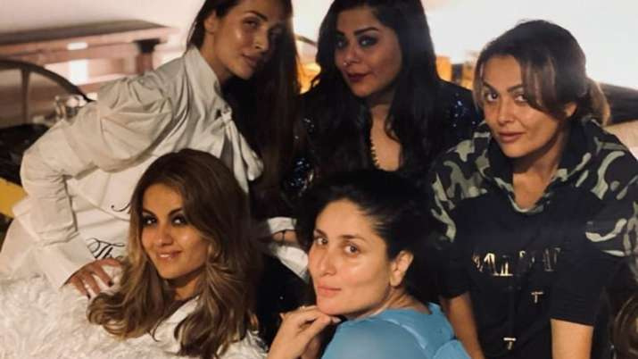Kareena Kapoor, Malaika Arora And The Rest Of Girl Gang Are Back Together