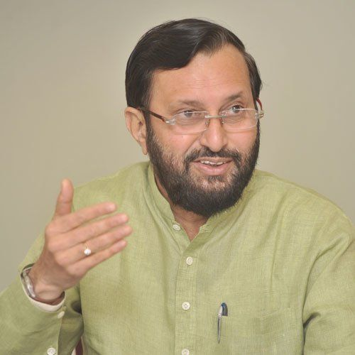 Focus on studies, realise your responsibilities: HRD minister Javadekar to students