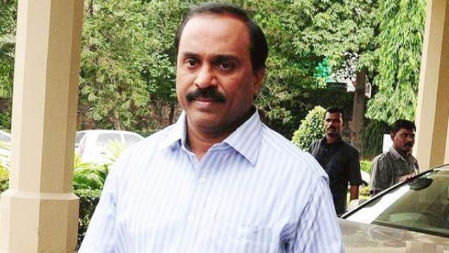 Janardhan Reddy Appears For Bribery Probe