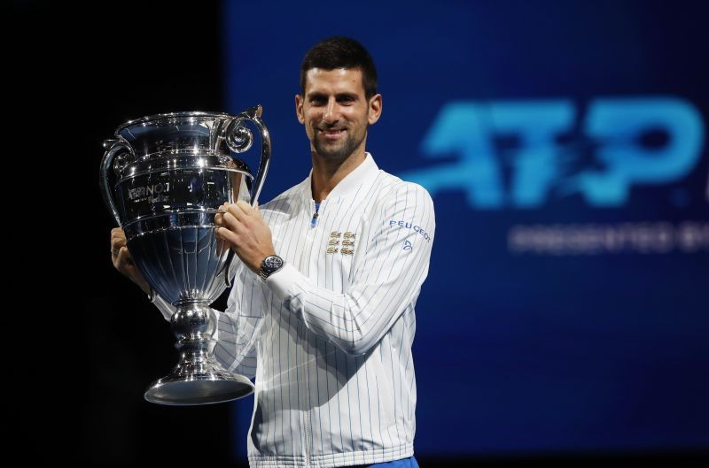 Have mixed emotions on ending 2020 as number one: Novak Djokovic