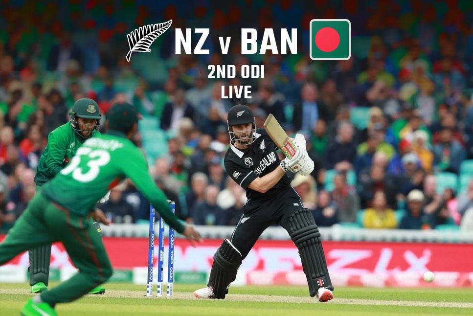 Sodhi star  New Zealand crush Bangladesh by 66 runs in 1st T20