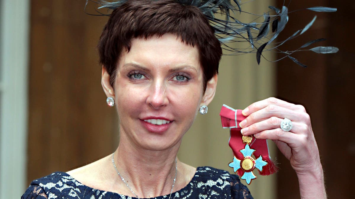 UK's Richest Woman Gets 648 Million  From Betting Empire