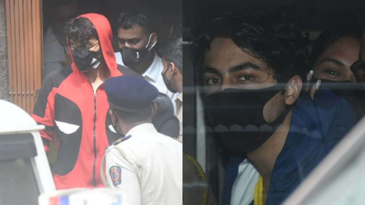 Mumbai Drug Bust Case  Aryan Khan Bail Plea To Be Heard On Wednesday