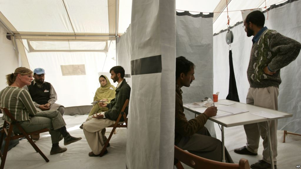 Pakistan kicks out medical charity MSF from country's tribal region